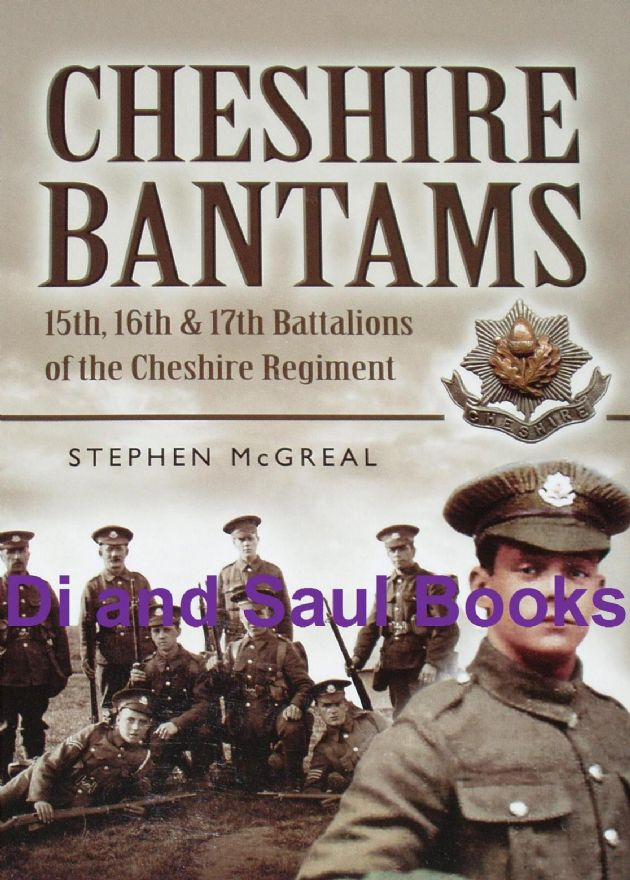 Cheshire Bantams, by Stephen McGreal